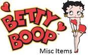 BETTY BOOP Entertainment Memorabilia MISC COLLECTABLE